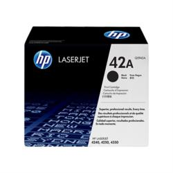 HP 42A-Q5942A  Black Toner Cartridge